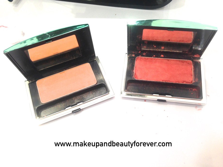 Chambor Summer 2015 Happy Hues Collection Blush Mermaid Blush and Coral Islands Review Shades Swatches Price Details