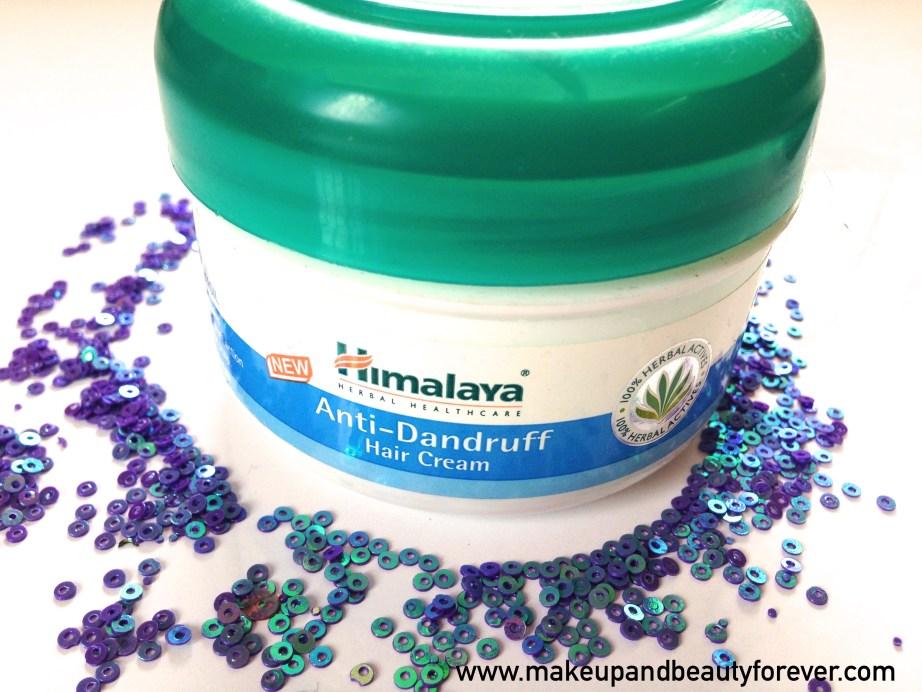Himalaya Herbals Anti-Dandruff Hair Cream Review 4