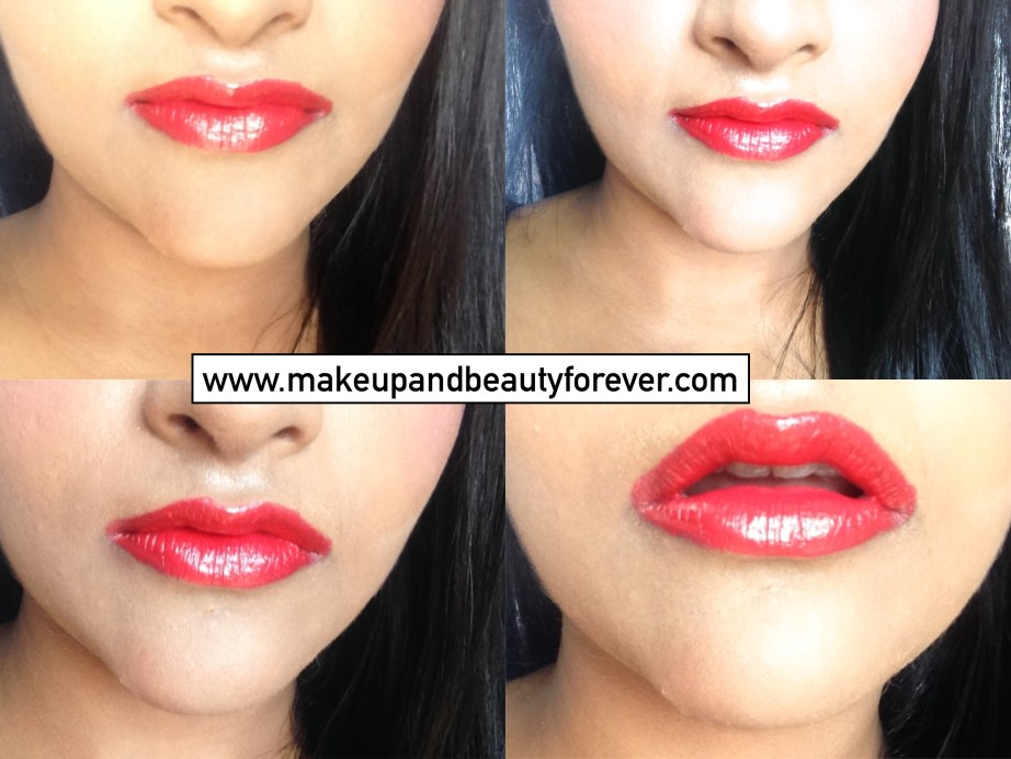 MUA Makeup Academy Lipstick Shade 13 Review lip Swatch Swatches Price India