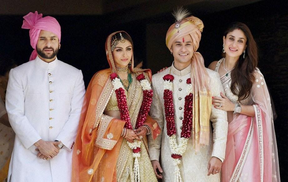 All about Soha Ali Khan and Kunal Khemu's Royal Wedding