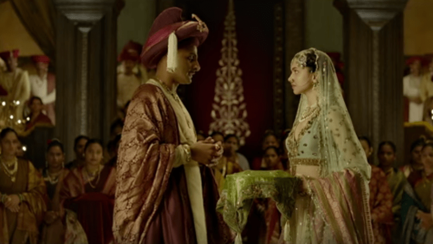 Bajirao Mastani Deepika Padukone Ranveer Singh