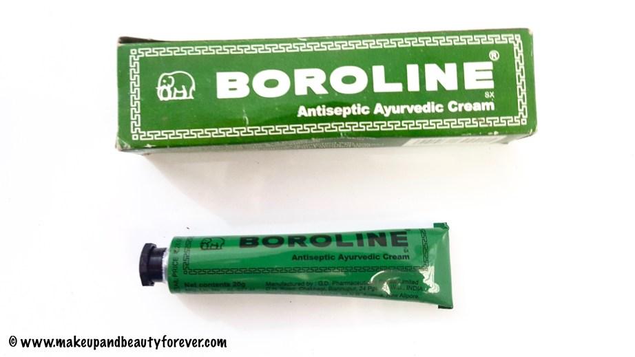 Boroline Antiseptic Ayurvedic Cream Review 2