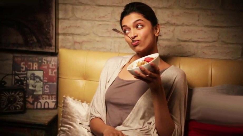Deepika Padukone Diet Dietician Pooja Makhija Foot eating health fitness India MBF Makeup and Beauty Forever