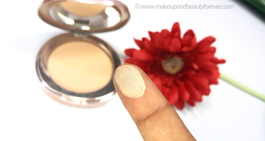 Lakme 9 to 5 Flawless Matte Complexion Compact Review Shades texture ingredients