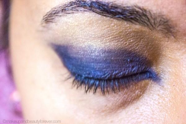 MAC Black Tied Eyeshadow Eye makeup