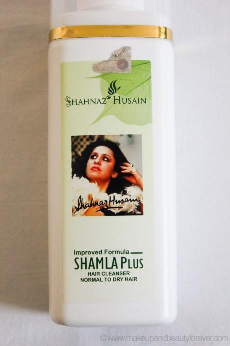 Shahnaz Husain Shamla Plus Hair Cleanser Review Indian Makeup Blog
