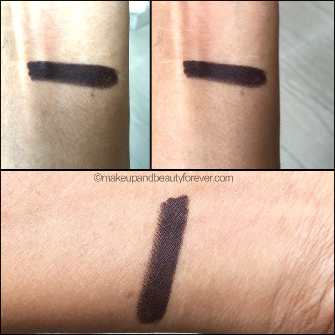 Colorbar Stunning Brow Pencil Chestnut Review swatches makeup