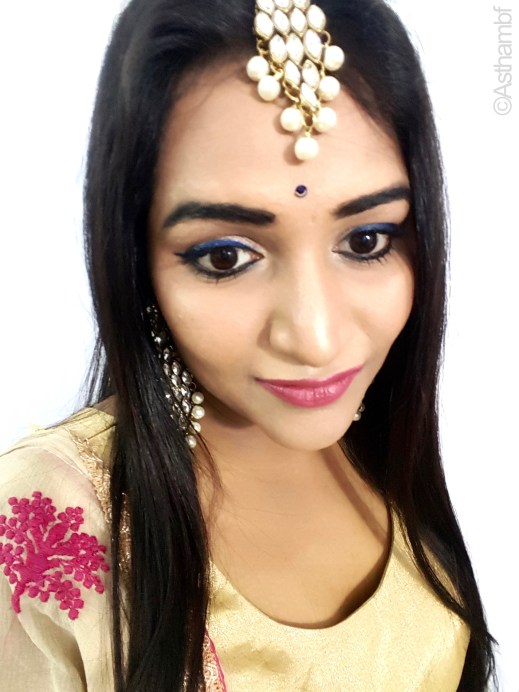 Eid Makeup Look Natural and Wearable Dr Astha Goel mbf
