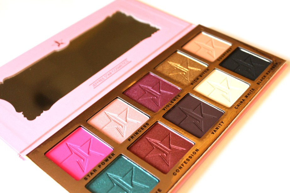 Jeffree Star Beauty Killer Palette Review Swatches MBF Blog