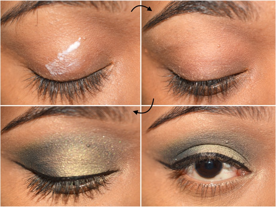 MAC Prep + Prime 24 Hour Extend Eye Base Review Demo MBF Eye makeup Look Tutorial