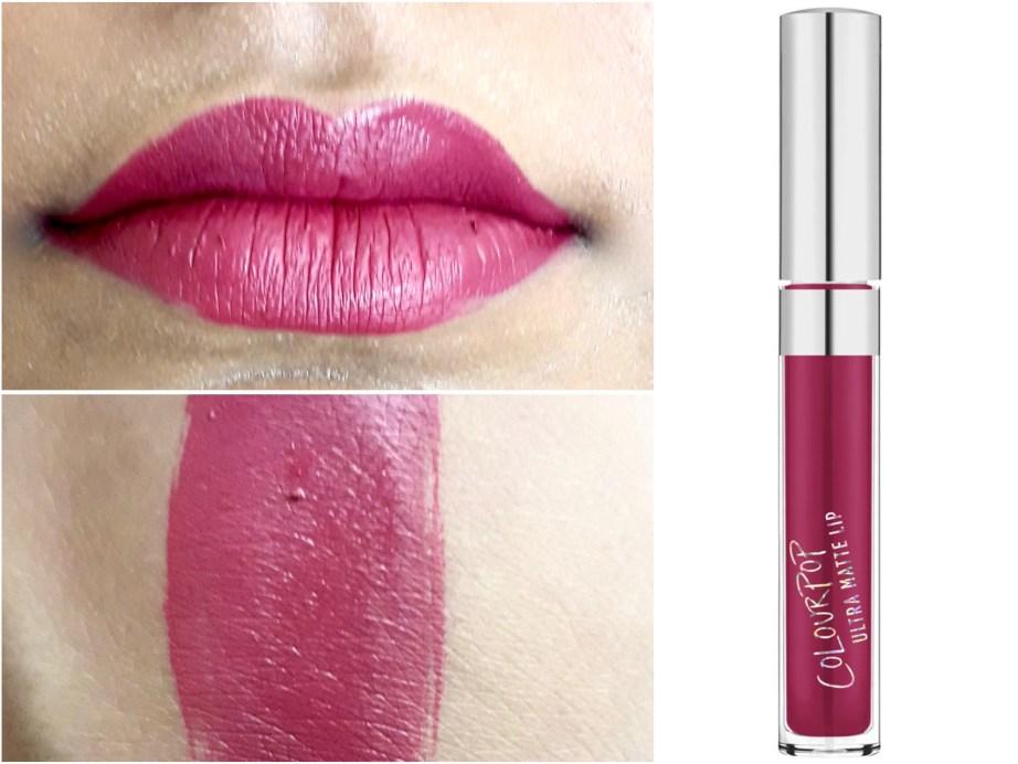 ColourPop More Better Ultra Matte Liquid Lipstick Review Swatches