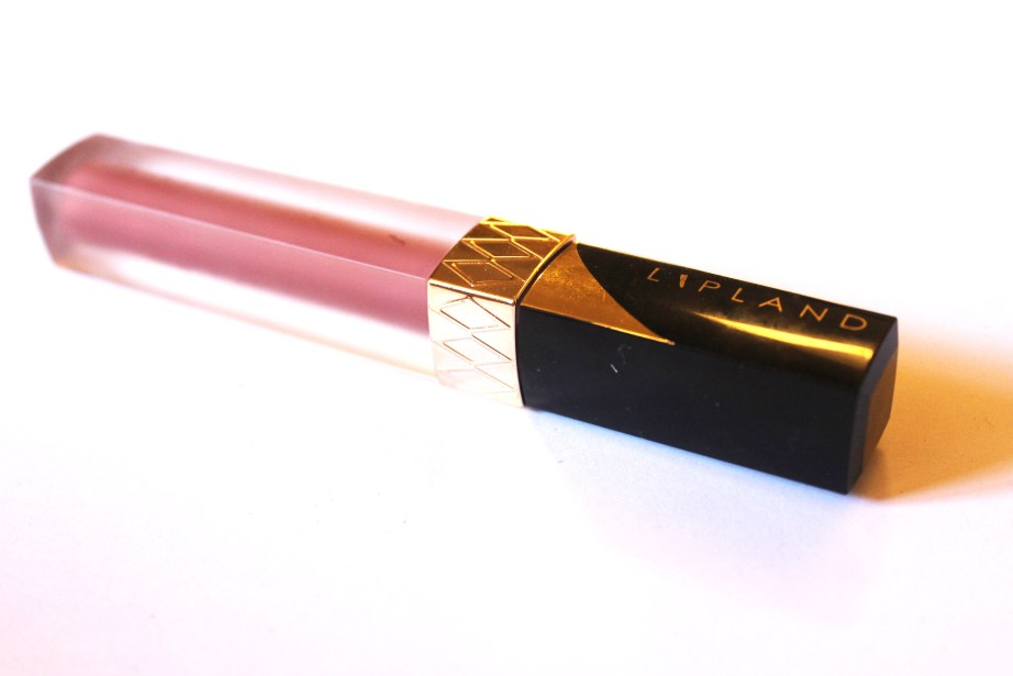 Lipland Matte Liquid Lipstick Baked by Amrezy Review Swatches MBF