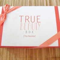 True Beauty Box ~Veganista~ Subscription Service {Review}