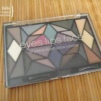 e.l.f. Studio 32-Piece Geometric Eyeshadow Palette {Review}