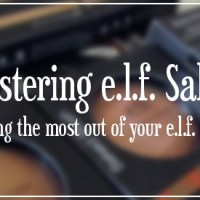 Mastering e.l.f. Sales: Getting the most out of your e.l.f. order