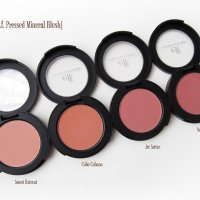 e.l.f. Mineral Pressed Mineral Blush {Review}