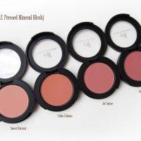 e.l.f. Mineral Pressed Mineral Blush {Review}