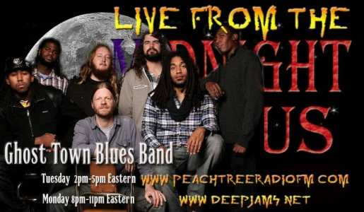 LIVE from the Midnight Circus 3/17/2015