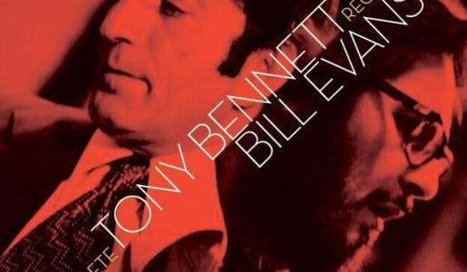 """The Complete Tony Bennett/Bill Evans Recordings"" 4 vinyl LP's, 40th Anniversary Edition"