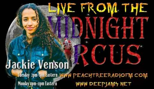 LIVE from the Midnight Circus 4/21/2015