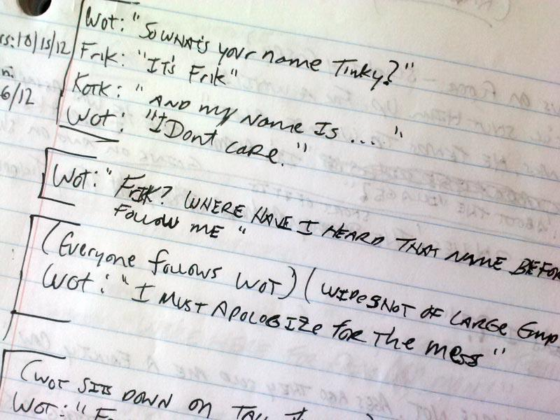 How to Write a Script for Your Comic - MakingComics