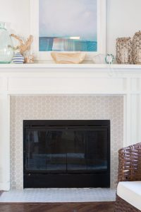 Use Fireplace Paint to Update old Hardware for a Fireplace ...