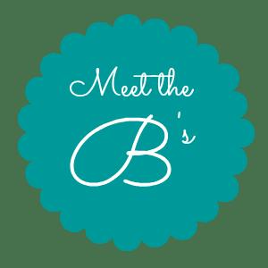 Meet the B's button