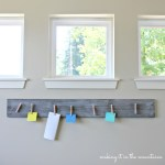 Back to School Blog Hop – DIY Weekly Calendar Board