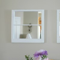 How to Make your own Vintage Window Mirrors