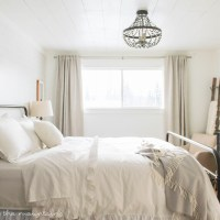 One Room Challenge {Week Six}: A Farmhouse Master Bedroom