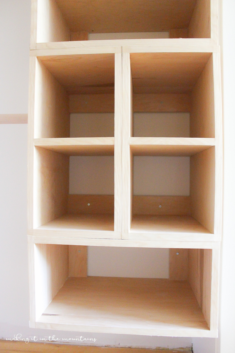 Diy Custom Closet Organizer The Brilliant Box System Making It In The Mountains