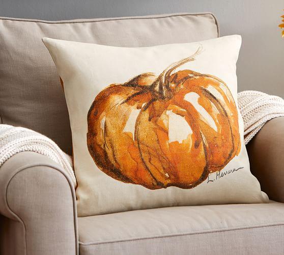 25 Cute & Cozy Fall Pillows with Farmhouse Style