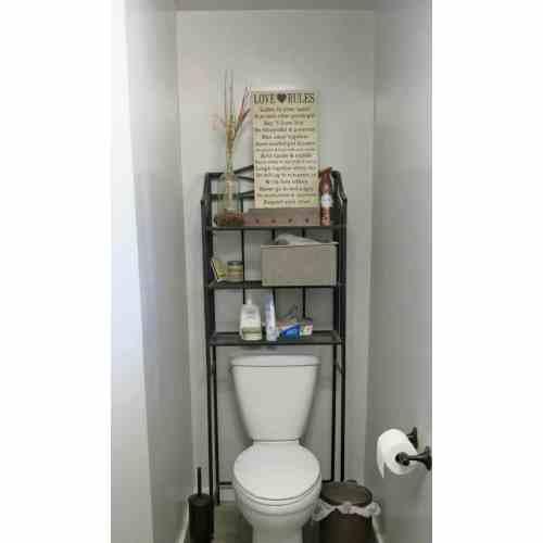 Medium Crop Of Floating Shelves Bathroom