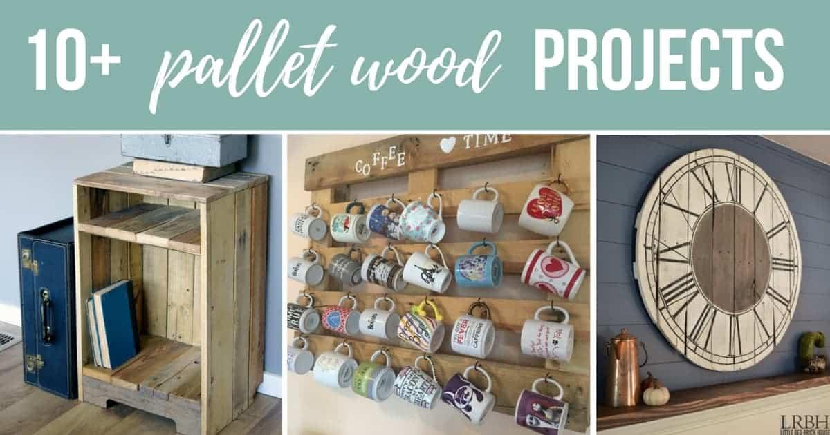 10 Pallet Wood Projects You Can Diy Making Manzanita