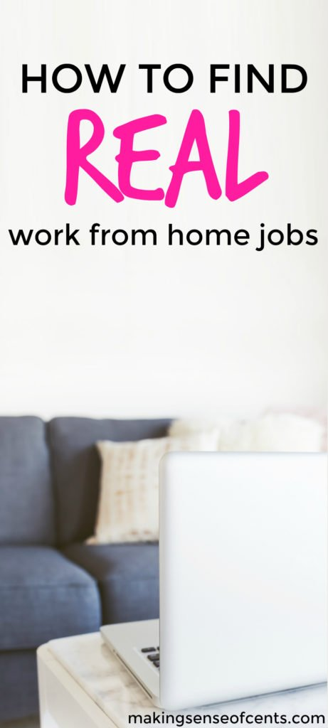 Work From Home Job Scams and Legitimate Work From Home Jobs