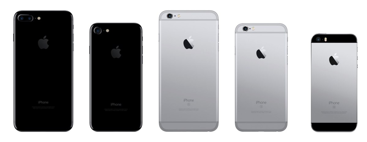 La evolución de los precios del iPhone