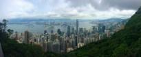 香港島からの景色