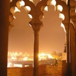 Night visit to the Alcazaba of Malaga from September 10 to 16