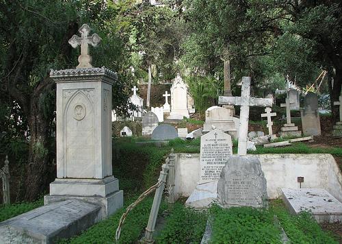 english cemetery Malaga