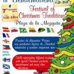 Christmas markets in Malaga and Costa del Sol municipalities in 2013