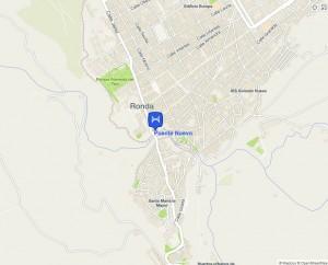 mapa puente-nuevo-ronda