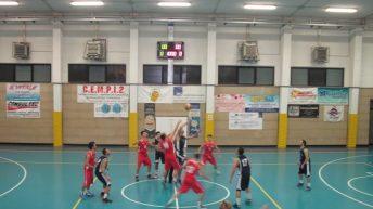 Sei vittorie consecutive per il Marotta Basket