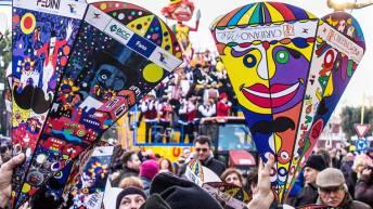 Ultimo corso mascherato del Carnevale di Fano