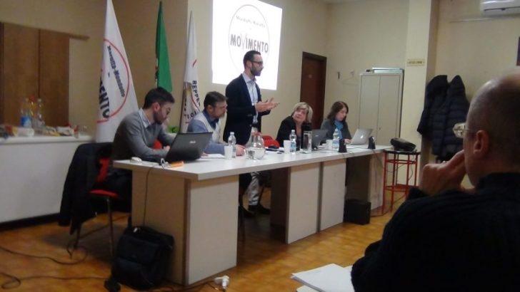 Il M5S presenta il programma elettorale a Mondolfo