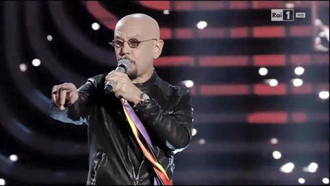 Successo per Enrico Ruggeri a Sanremo