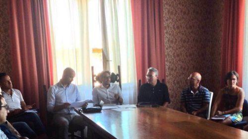 Progetti e sviluppo nell'incontro tra la Giunta Barbieri e CNA