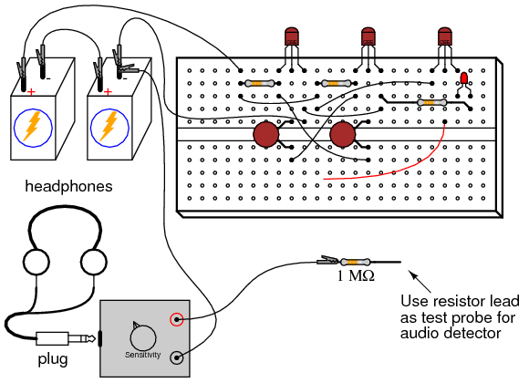 lesson in electric circuit