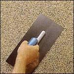 Materialien fr Ausbauarbeiten: Putz von der rolle innen