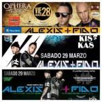 Alexis & Fido – La Esencia Tour Peru (2014)