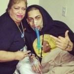 Ñengo Flow En El Hospital Con Bronquitis